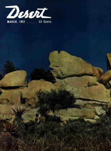 Ute Child - Desert Magazine of the Southwest