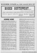 OUTDOOR SOUTHWEST - Desert Magazine of the Southwest - Page 3