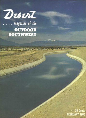 Continued - Desert Magazine of the Southwest