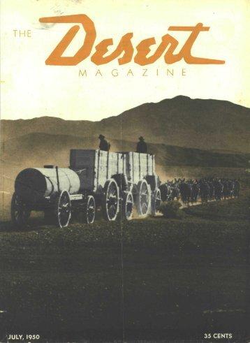 195007-DesertMagazin.. - Desert Magazine of the Southwest