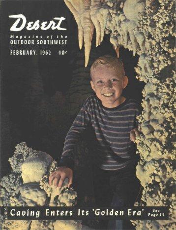 k? - Desert Magazine of the Southwest