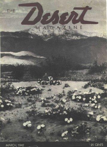 194203-DesertMagazin.. - Desert Magazine of the Southwest