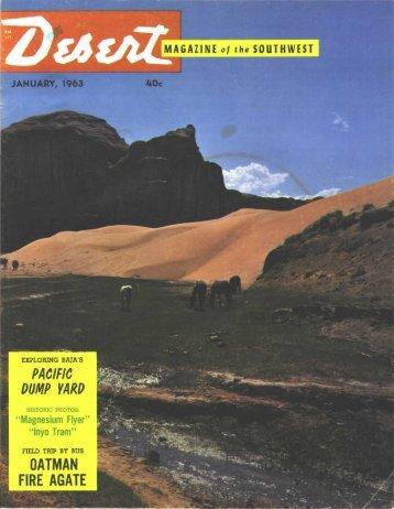 Las Vegas - Desert Magazine of the Southwest