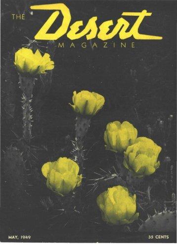 194905-DesertMagazin.. - Desert Magazine of the Southwest