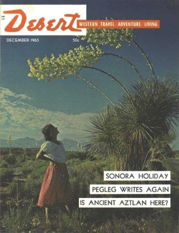wamawmumammim - Desert Magazine of the Southwest