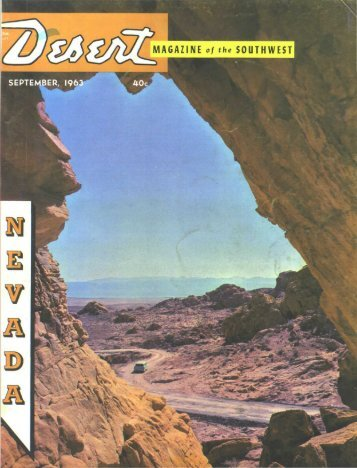 Desert Magazine of the Southwest
