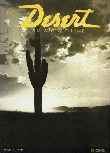 194103-DesertMagazin.. - Desert Magazine of the Southwest