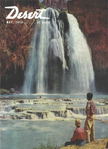uranium - Desert Magazine of the Southwest