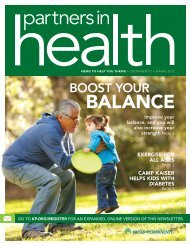 balance - My Doctor Online The Permanente Medical Group - Kaiser ...
