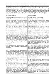 Thema 47: Jesu Einstellung zu  Ehe und Scheidung (Mt.19,1-12) In ...