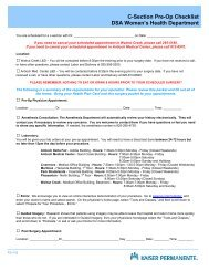 Cesarean Section Forms and Checklists - My Doctor Online The ...
