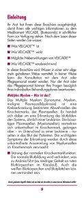 VELCADE - International Myeloma Foundation - Seite 5