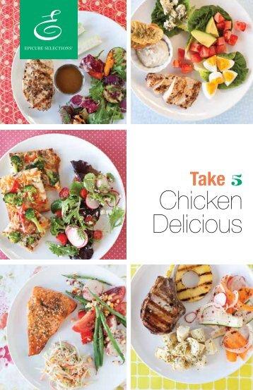 Chicken Delicious - My Epicure