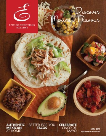 discover mexican flavour issue - My Epicure