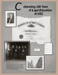 FE ATURED ART ICLES From the Dean by - USC Gould School of ... - Page 6