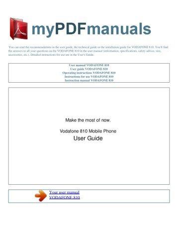 Mobile Provide Pdf Manual Half Pencil