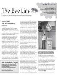 The Bee Line