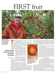 MAIA and Evercrisp Featured in Good Fruit Grower
