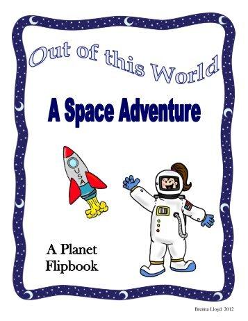 A Planet Flipbook