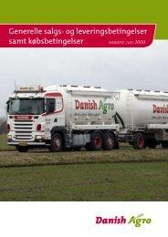 Dakofo's køb-, salgs- og leveringsbetingelser, juli 2009 - Danish Agro
