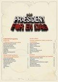 Download temaoversigt - Præsident for en dag - Page 2