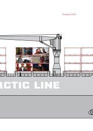 Årsrapport 2009 - Royal Arctic Lines