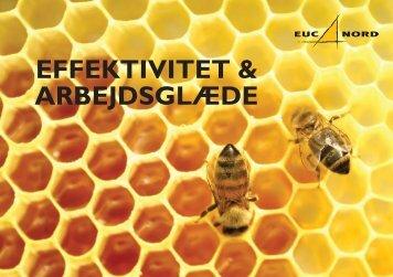 EFFEKTIVITET & ARBEJDSGLÆDE