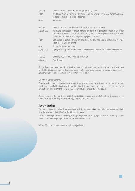 Inspirationskatalog til anbringelsesstederne - Favrskov Kommune