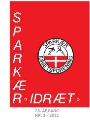 Sparkær IF1 -nr. 1 - 2011.pmd - Sparkaer.dk