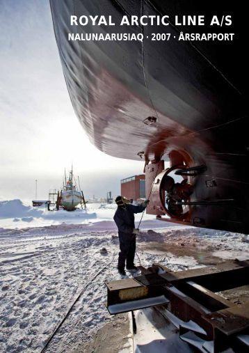 Arctic Line : Spider iv line