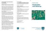 Vindmøller ved Stistrup - Kommuneplan 2009 for Vesthimmerlands ...