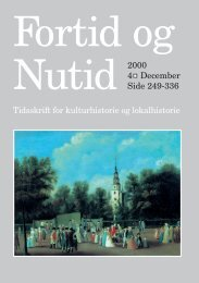 Nr. 4/2000 - Kulturstudier