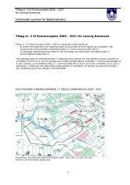 Kommuneplantillæg nr. 2 - Lemvig Kommune