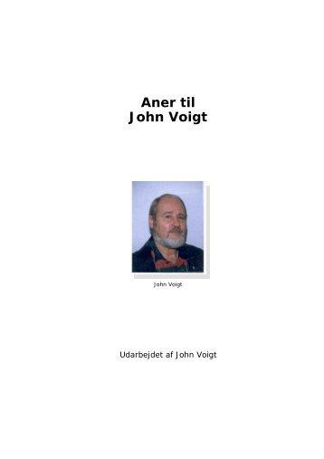 Aner til John Voigt
