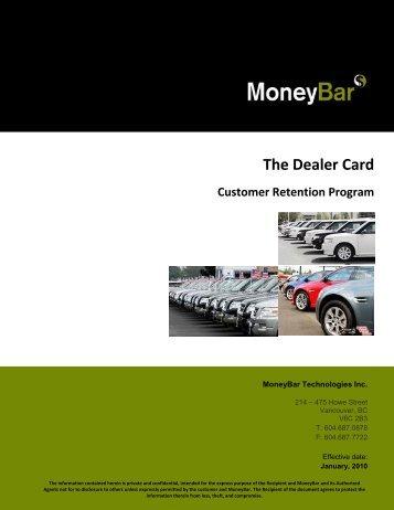 The Dealer Card