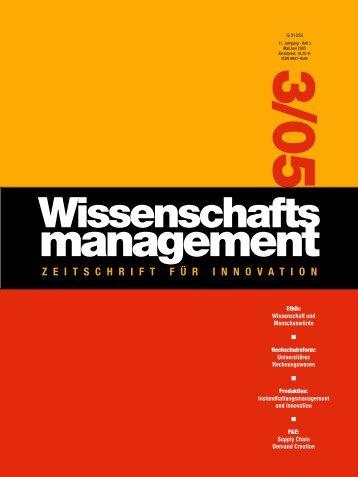 Heft 3/2005 - Lemmens Medien GmbH