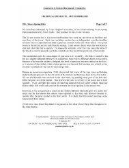 NAFLIC Moser Bulletin - Naarso.com
