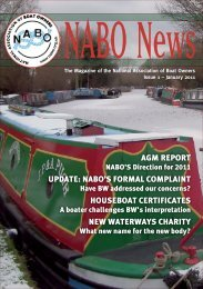 Nabo News - Issue 1 of 2011