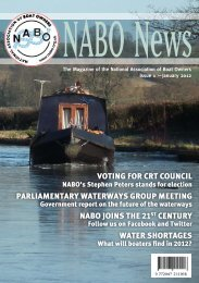 Nabo News - Issue 1 of 2012