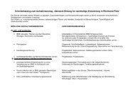 """Kriterienkatalog zum Aufnahmeantrag """"Netzwerk Bildung für ..."""