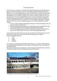 Erneuerbare Energien - Bildung für nachhaltige Entwicklung ...