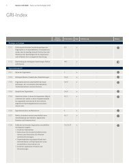 GRI-Index - Nachhaltigkeitsbericht 2008 - Daimler
