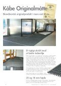 I en klasse for sig - Kåbe-mattan AB - Page 6