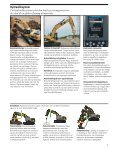329D L 329D LN Hydraulisk gravemaskine - Pon / Cat - Page 5