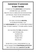 Hornbæk Idrætsforening Informerer - 3100.dk - Page 5