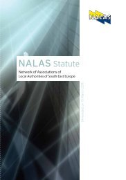NALAS Statute