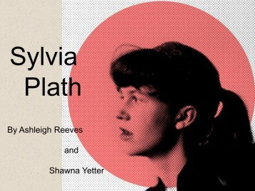 Sylvia Plath - Scf