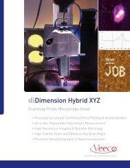 Hybrid X-Y-Z Closed Loop Scanner