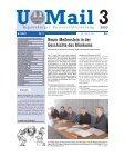 "Uni • Profil Das Regensburger ""Forum Mittelalter"" - Chair of ... - Page 4"
