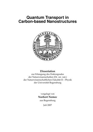 online .pdf paper (for personal use only) - Chair of Materials Science ...